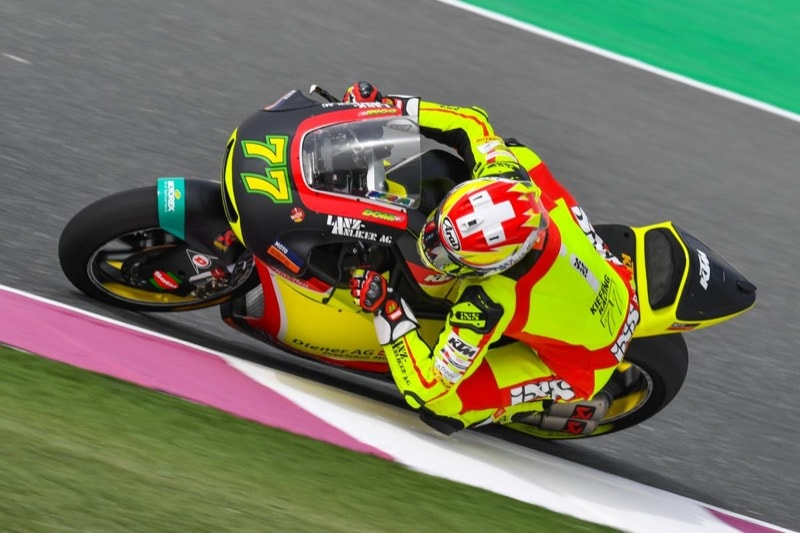 Доминик Агертер MotoGP {$YEAR}