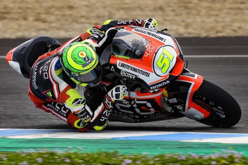Эрик Гранадо MotoGP {$YEAR}