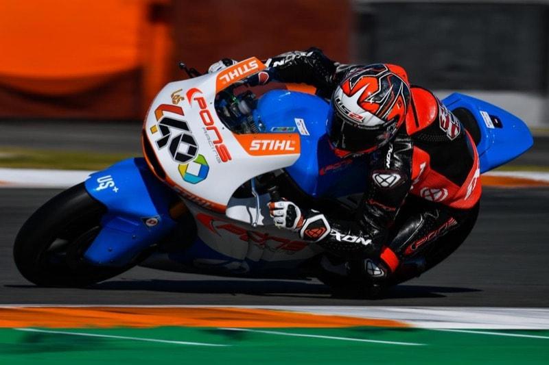 Эктор Барбера MotoGP {$YEAR}