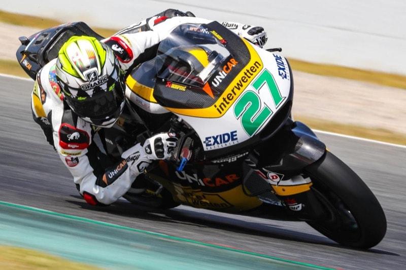 Икер Лекуона MotoGP {$YEAR}