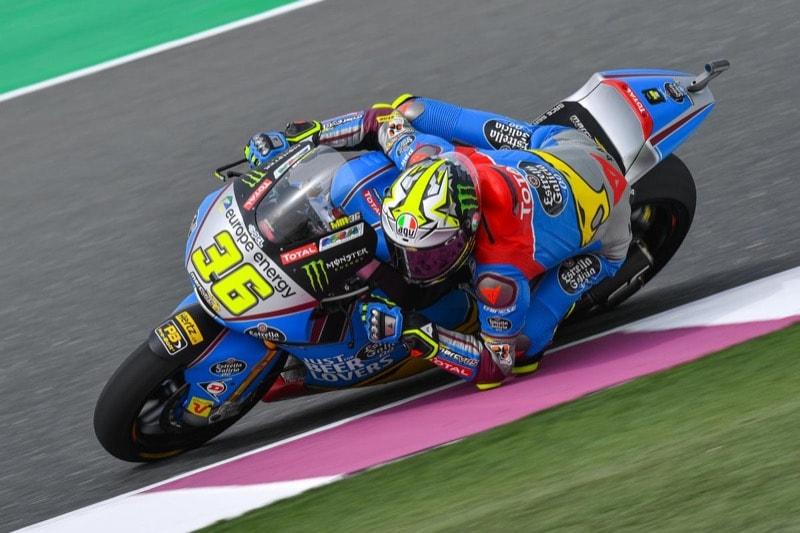 Жоан Мир MotoGP {$YEAR}
