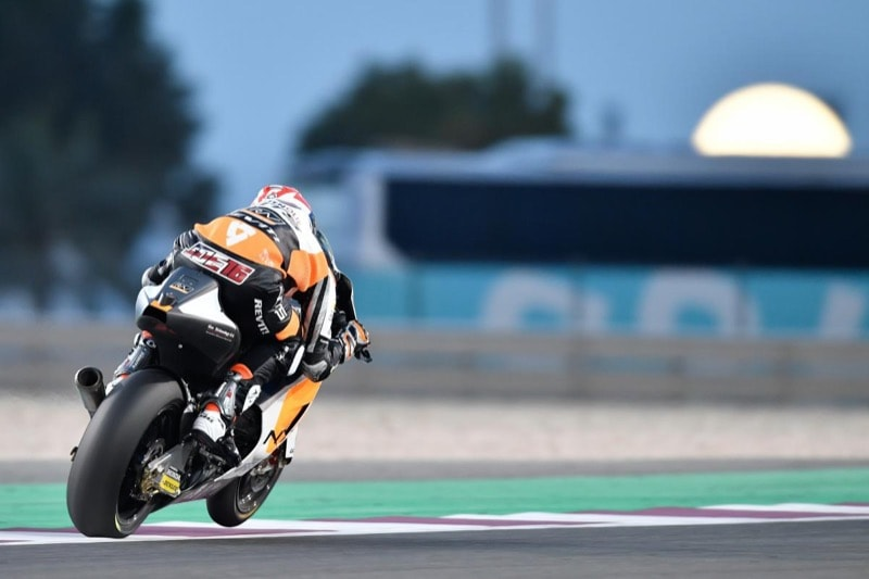 Джо Робертс MotoGP {$YEAR}