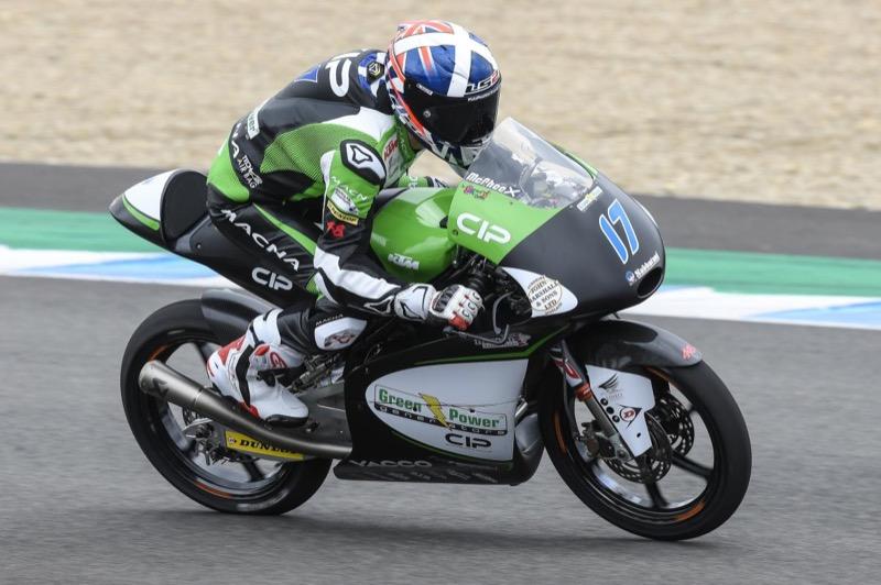 Джон Макфи MotoGP {$YEAR}
