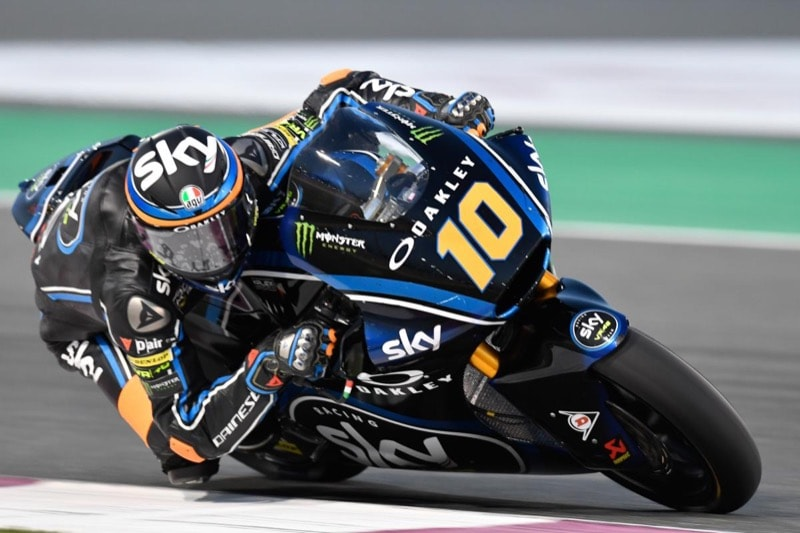 Лука Марини MotoGP {$YEAR}