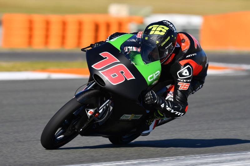 Макар Юрченко MotoGP {$YEAR}
