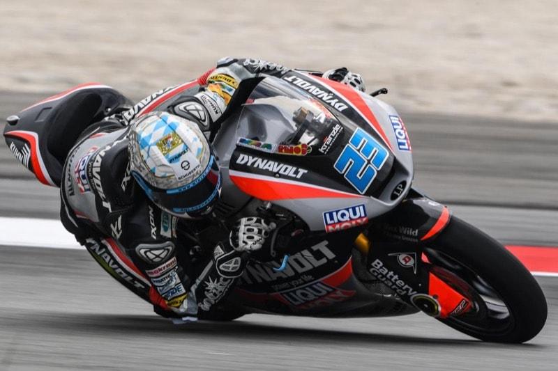 Марсель Шреттер MotoGP {$YEAR}