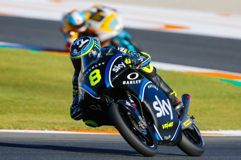 Николо Булега MotoGP {$YEAR}