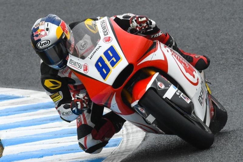 Хайрул Пави MotoGP {$YEAR}