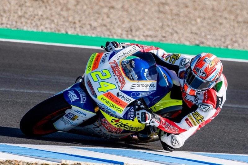 Симоне Корси MotoGP {$YEAR}