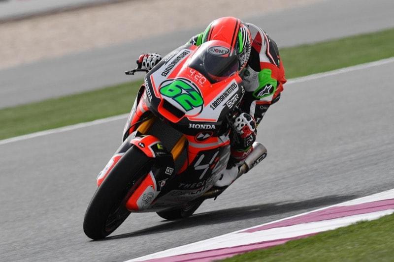 Стефано Манзи MotoGP {$YEAR}