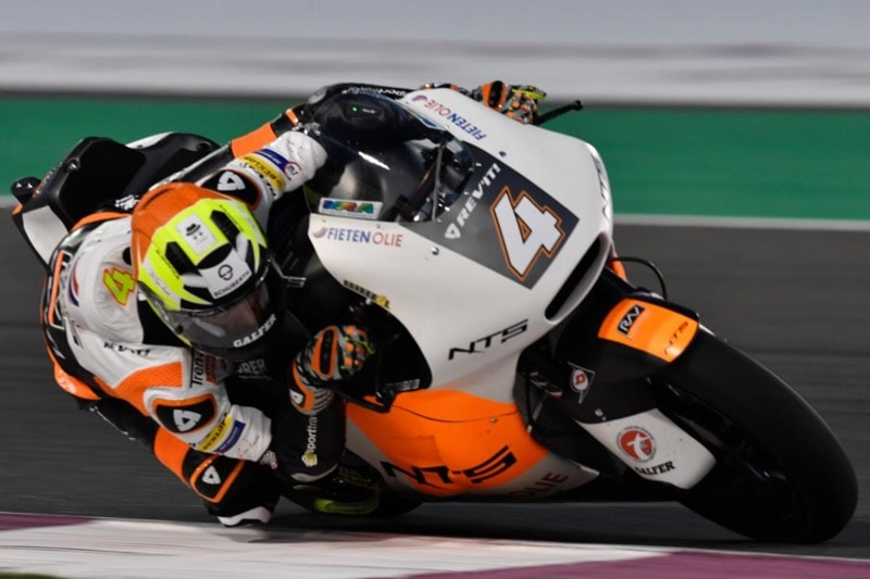 Стивен Одендаал MotoGP {$YEAR}