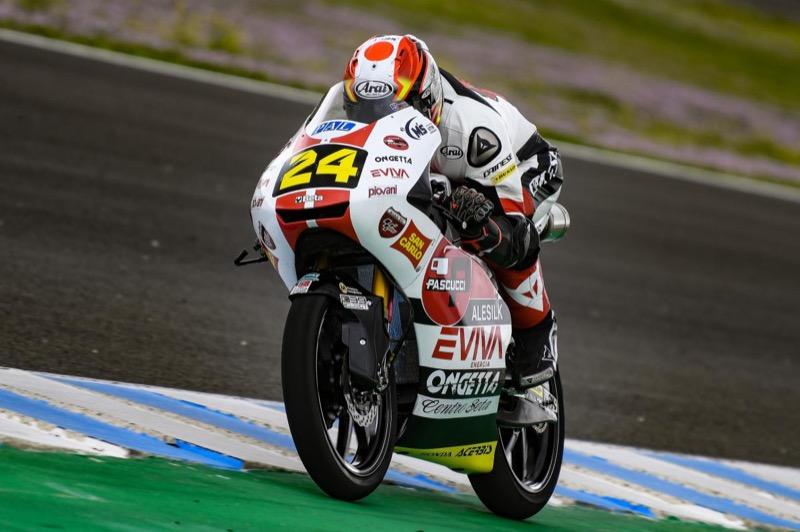 Татсуки Сузуки MotoGP {$YEAR}