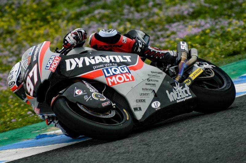 Чави Верхе MotoGP {$YEAR}