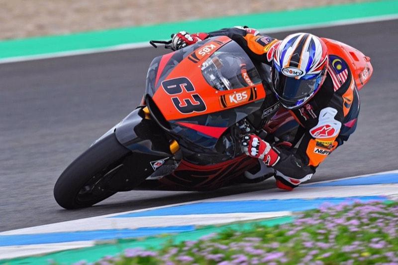 Зульфами Хайруддин MotoGP {$YEAR}