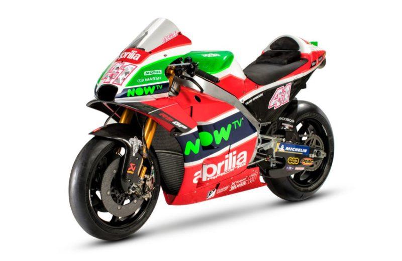 Aprilia RS-GP 2018