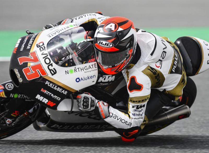 Альберт Аренас MotoGP {$YEAR}