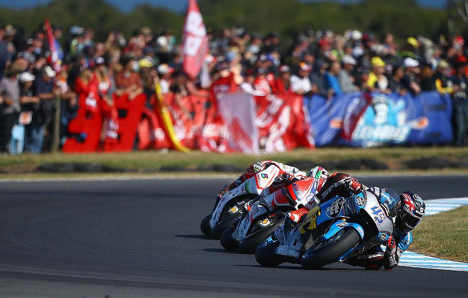 Фотогалерея: Гонка MotoGP Гран-При Австралии 2015