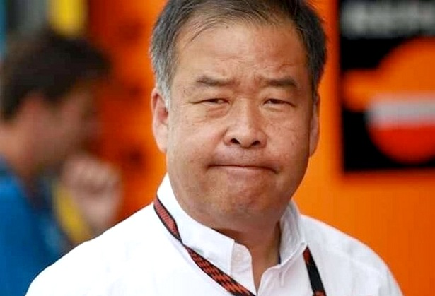 вице-президент HRC Шухеи Накамото