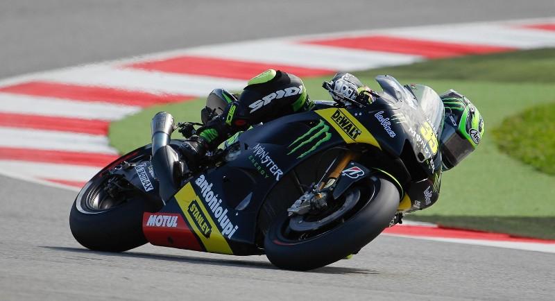 Британский гонщик MotoGP Monster Yamaha Tech 3 Кэл Кратчлоу