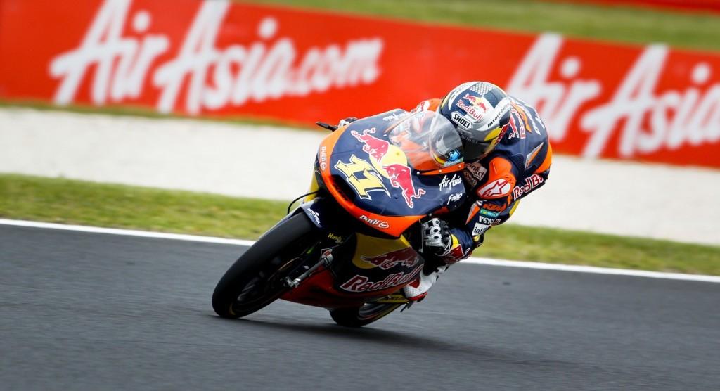 чемпион мира Moto3 Сандро Кортезе