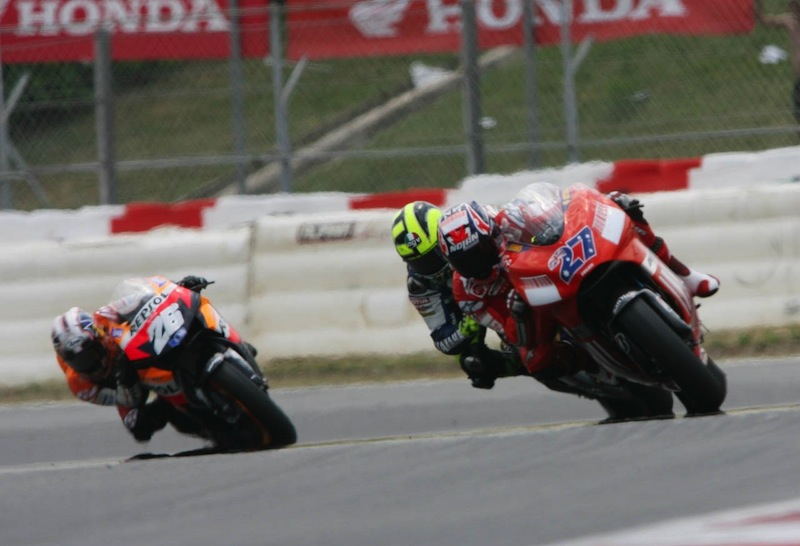 Кейси Стоунер, Гран-При Каталонии, 2007
