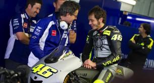 Валентино Росси на Yamaha