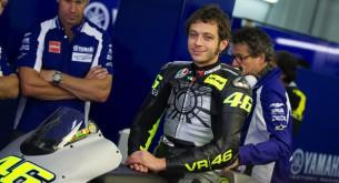 Валентино Росси, заводская команда Yamaha Factory Racing