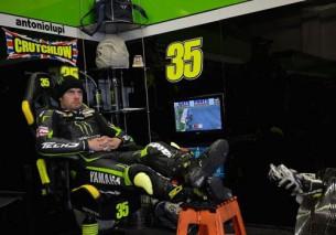пилот команды Yamaha Tech 3 Кэл Кратчлоу