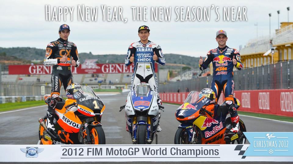 Лучшие открытки с чемпионата мира MotoGP