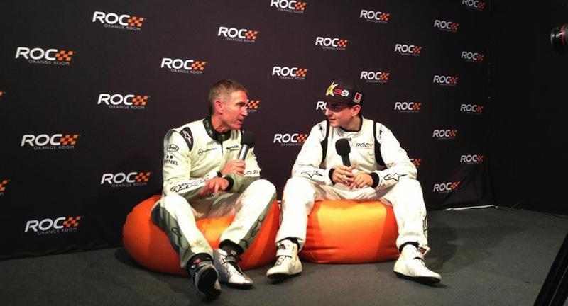 Хорхе Лоренцо и Мик Дуэн в Гонке Чемпионов RoC