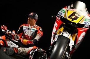LCR Honda и Штефан Брадль