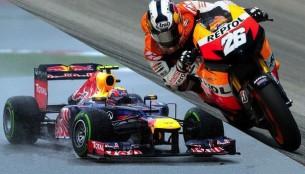 Формула 1 и MotoGP в сравнении
