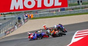 MotoGP Остин 2013: Падения
