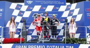 Результаты гонки Moto2 Гран-При Италии 2013