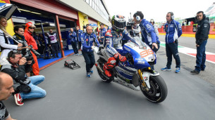 Yamaha не будет на тестах в Барселоне