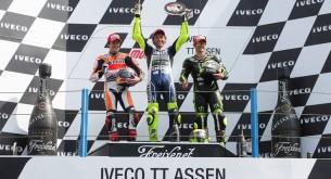 Результаты гонки MotoGP Гран-При Нидерландов 2013