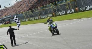 Валентино Росси - победитель Гран-При Нидерландов в классе MotoGP 2013