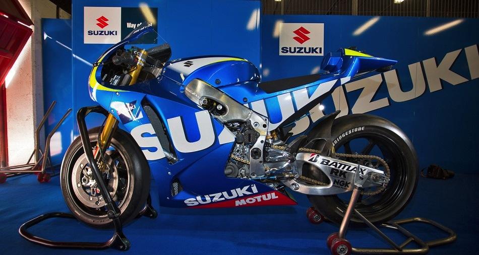 Suzuki Motor Corporation вернутся в MotoGP в 2015 году