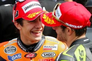 Кэл Крачлоу: Такие гонщики как Марк появляются раз в 15 лет