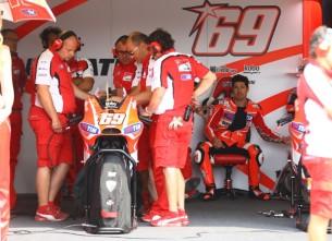 Ники Хэйдена пытаются сохранить в Ducati