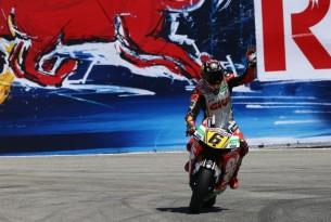 Штефан Брадль Гран-При США MotoGP 2013