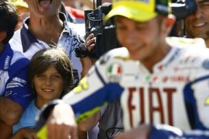 Сводный брат Валентино Росси выступит в Мизано в Moto3