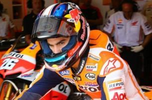 Дани Педроса Гран-При Индианаполиса MotoGP 2013