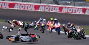 Гонка Moto3 Гран-При Индианаполиса 2013
