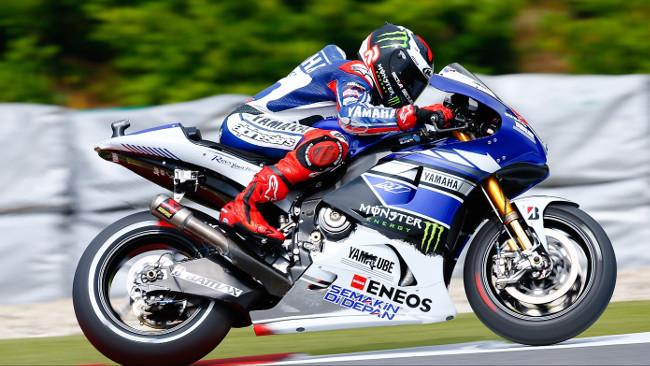Хорхе Лоренцо MotoGP 2013