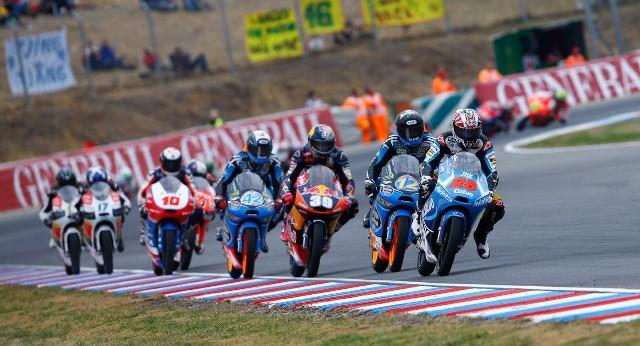 Гран-При Чехии в Брно Moto3