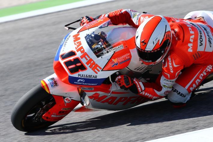 Нико Тероль, Moto2