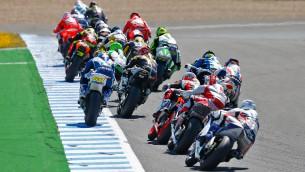 Заявки на участие в Moto2 и Moto3 в сезоне 2014 года приняты