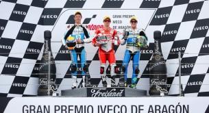 Результаты гонки Moto2 Гран-При Арагона 2013