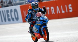 Алекс Ринс, Moto3